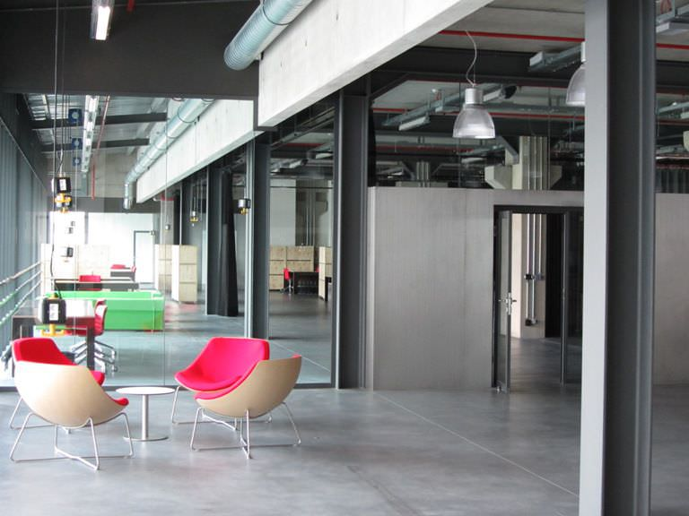 """All Square is selected to join the renowned business incubator """"Technoport"""" in Belval, Luxembourg."""