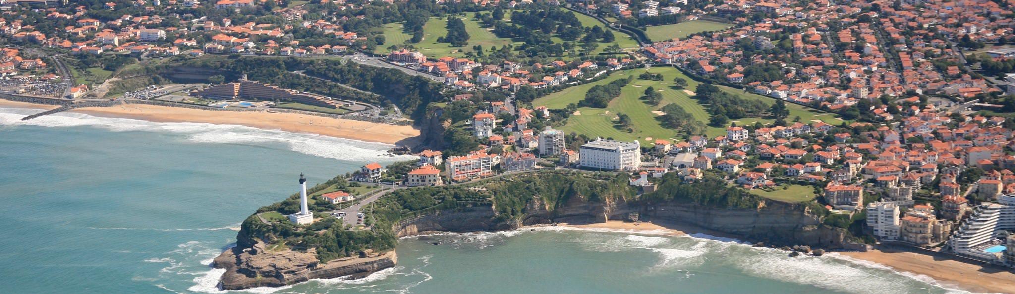 Biarritz Le Phare Golf Club