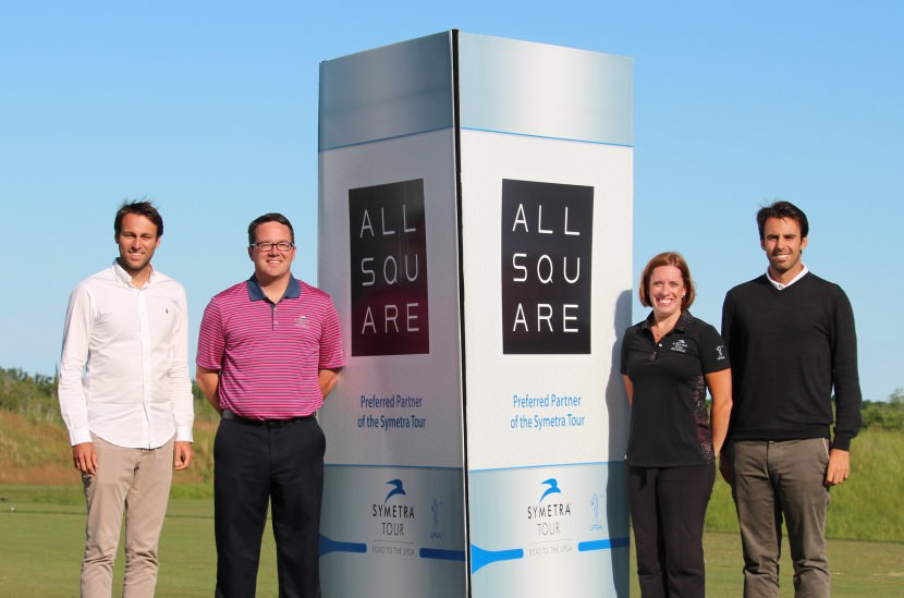 All Square Becomes Preferred Partner of the Symetra Tour