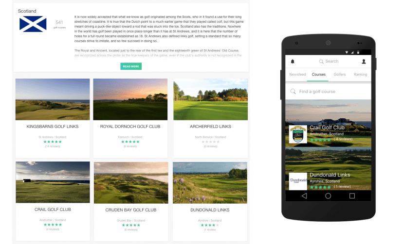Scotland's Hidden Gems Golf Courses