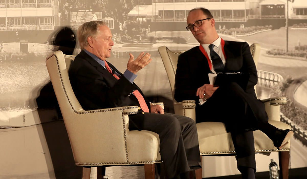 Founders' Thoughts- Reflections from the HSBC Golf Business Forum