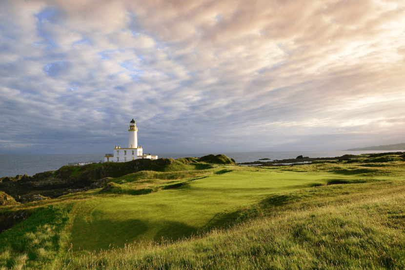 All Square announces Trump Turnberry as the best course in the world
