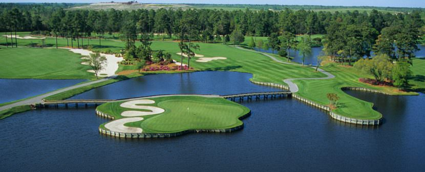 Myrtle Beach - Golf's supermarket and the capital of golf in USA