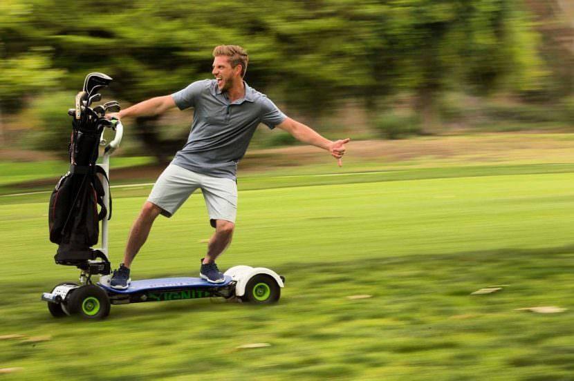 Tech Thursday: GolfBoard – Golf just got more fun