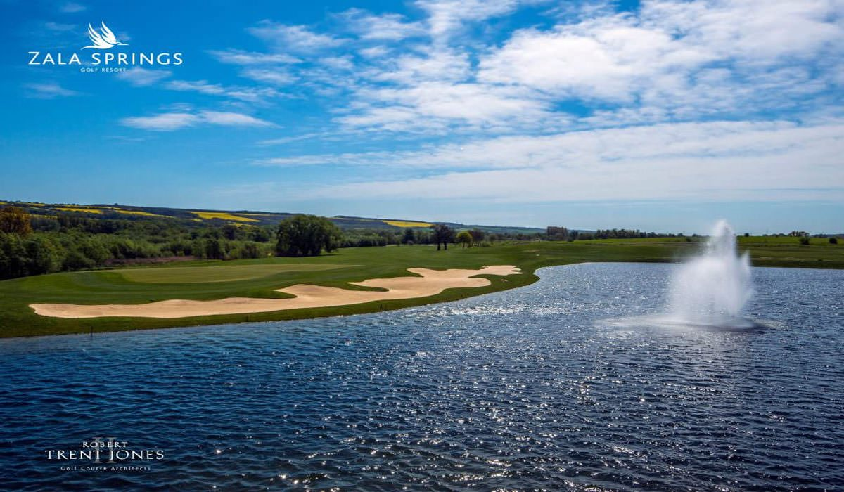 Championship golf in Hungary - Welcome to Zala Springs Resort