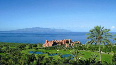 Abama Ritz Carlton - Golf - Resort