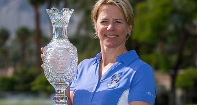 Annika Sorenstam - Solheim Cup