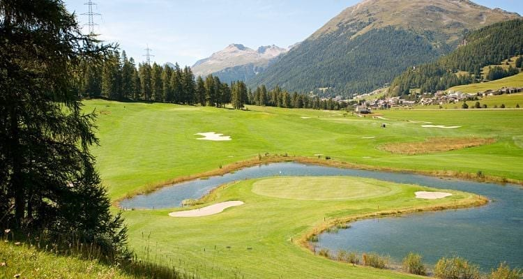Engadine Golf Club - Zuoz Madulain