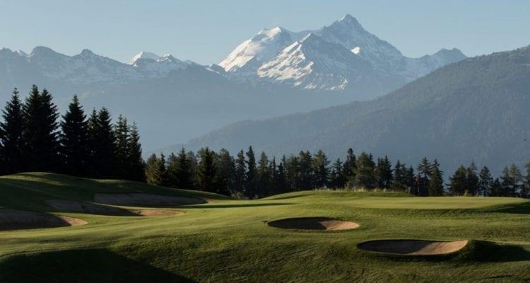 Golf Club Crans-sur-Sierre