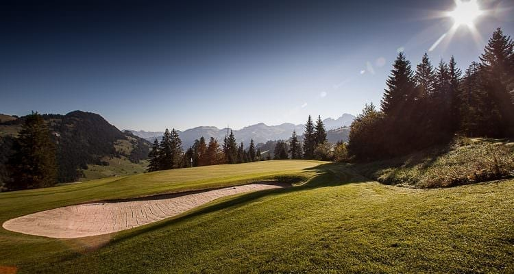 Golf Club Gstaad-Saanenland