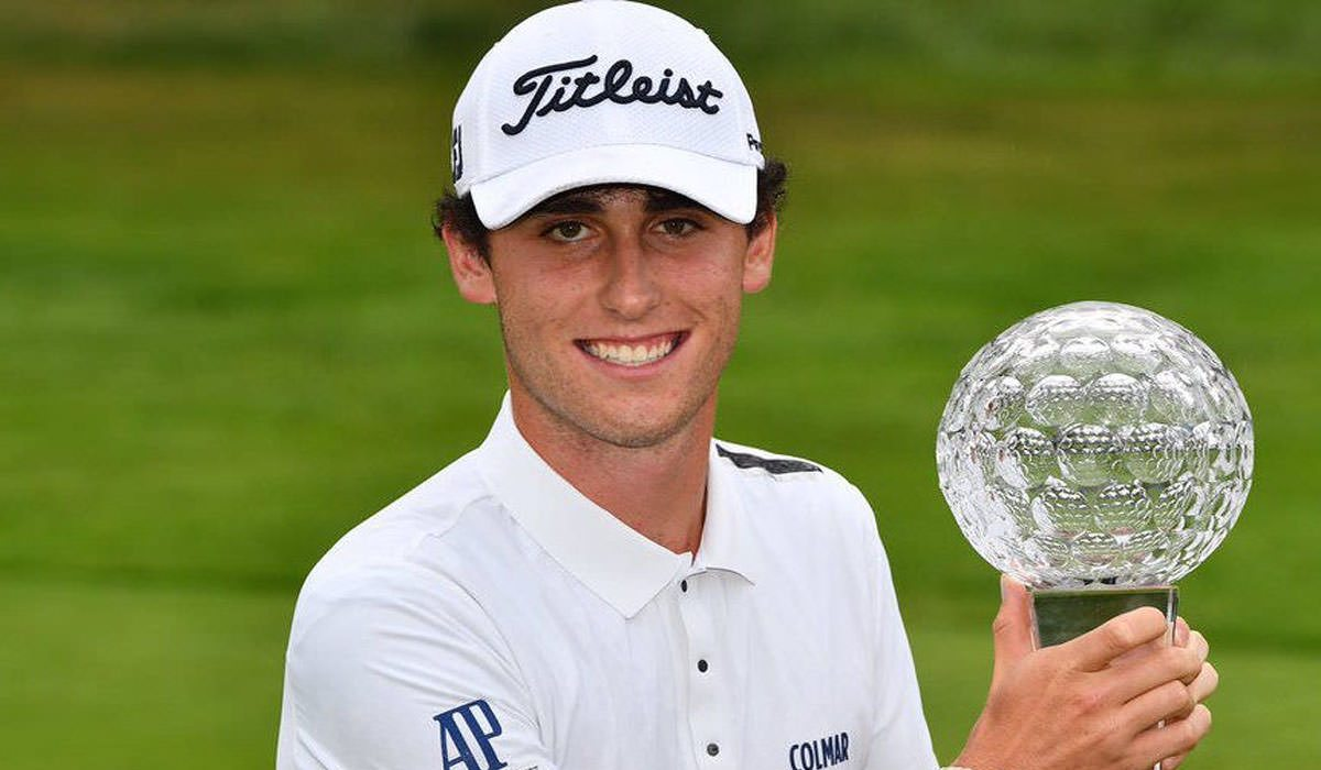 Playing golf quickly works, just ask Renato Paratore