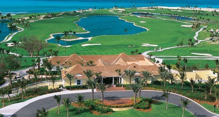 Ocean Club Golf Course Bahamas
