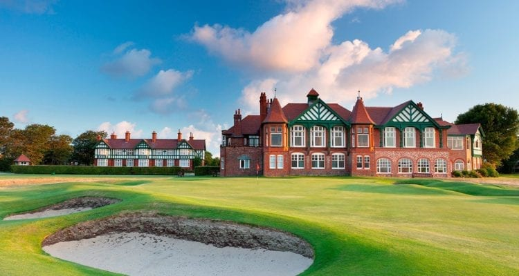 Royal Lytham & St Annes GC