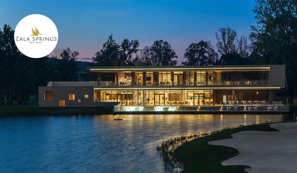 Zala Springs Club House