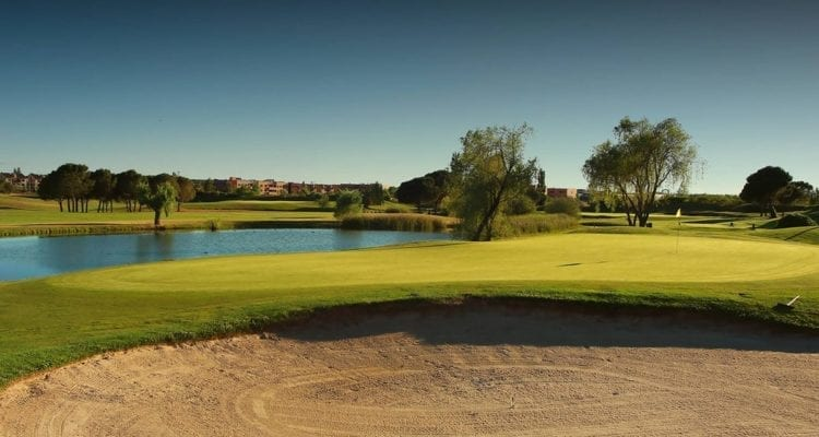 Golf La Dehesa Madrid