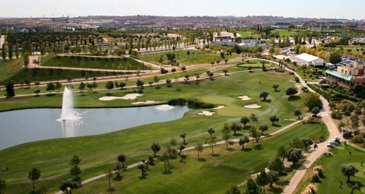 Golf Olivar de la Hinojosa Madrid