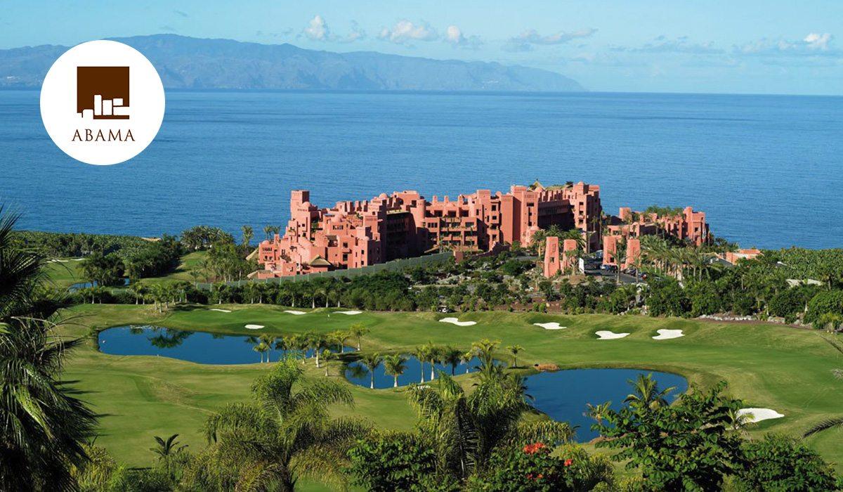 Campo de Golf Abama, Canary Islands