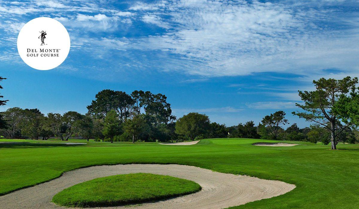 Del Monte Golf Course Monterey