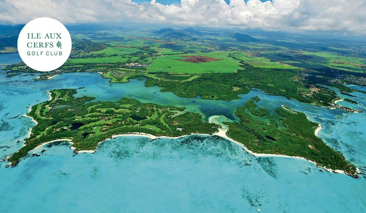 Ile aux Cerfs Golf, Mauritius