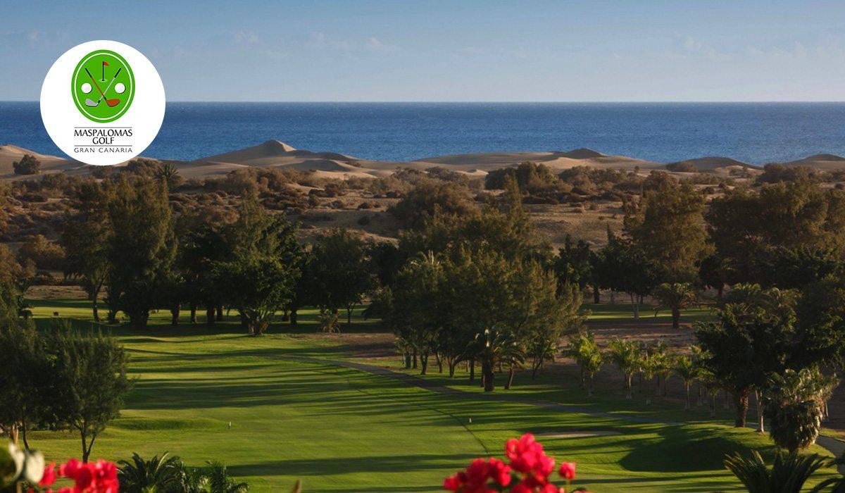 Maspalomas Golf, Canary Islands