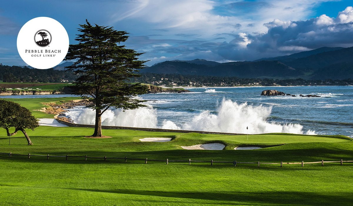 Pebble Beach Golf Links Monterey