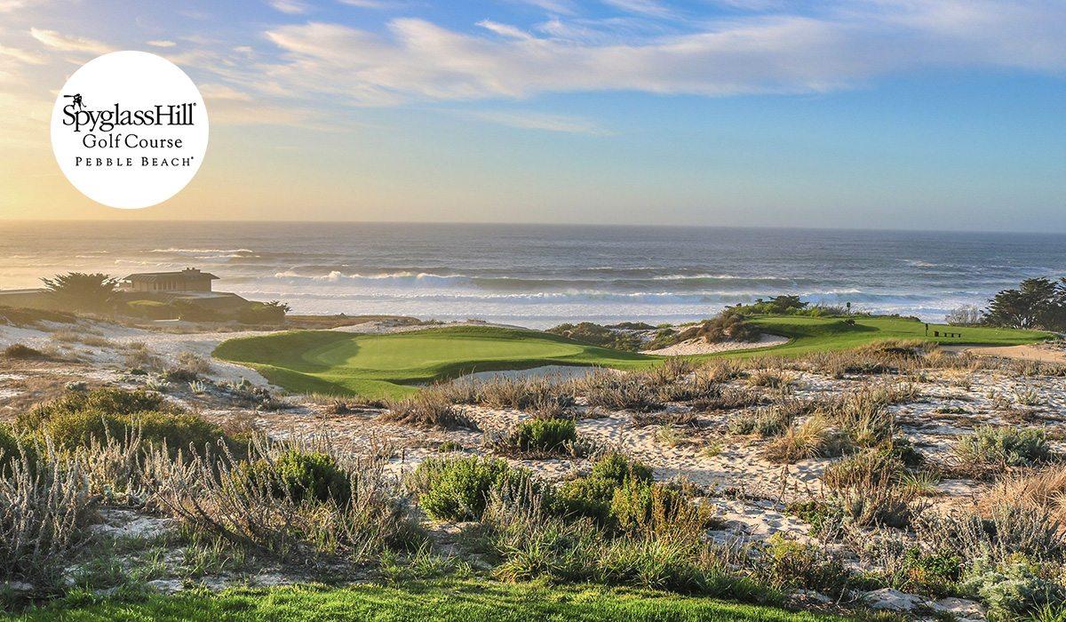 Spyglass Hill Golf Course Monterey