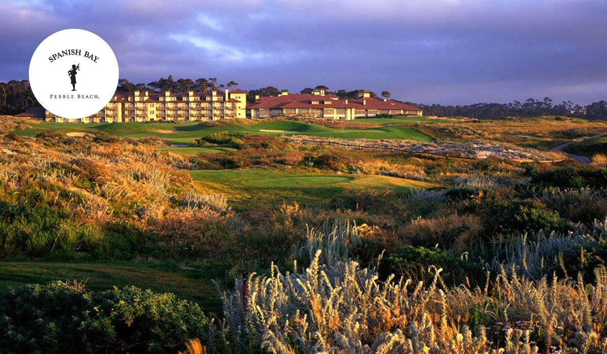 The Links at Spanish Bay Monterey