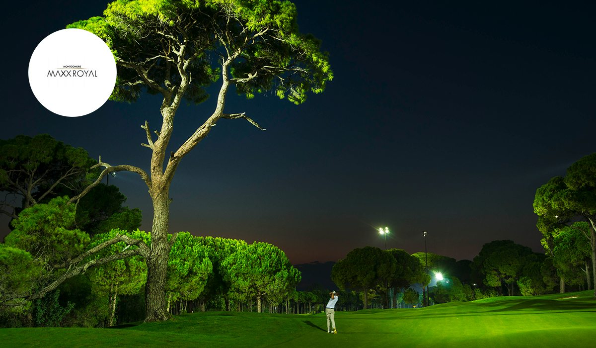 Montgomerie Maxx Royal by Night