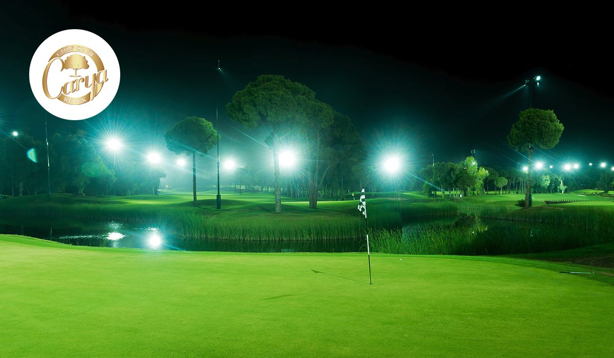 Regnum Cary Golf Club by Night
