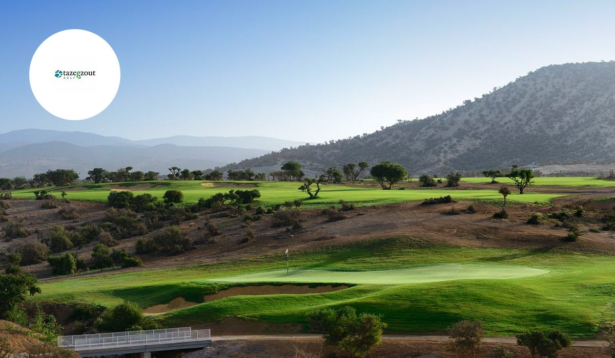 Tazegzout Golf - Taghazout Bay Resort
