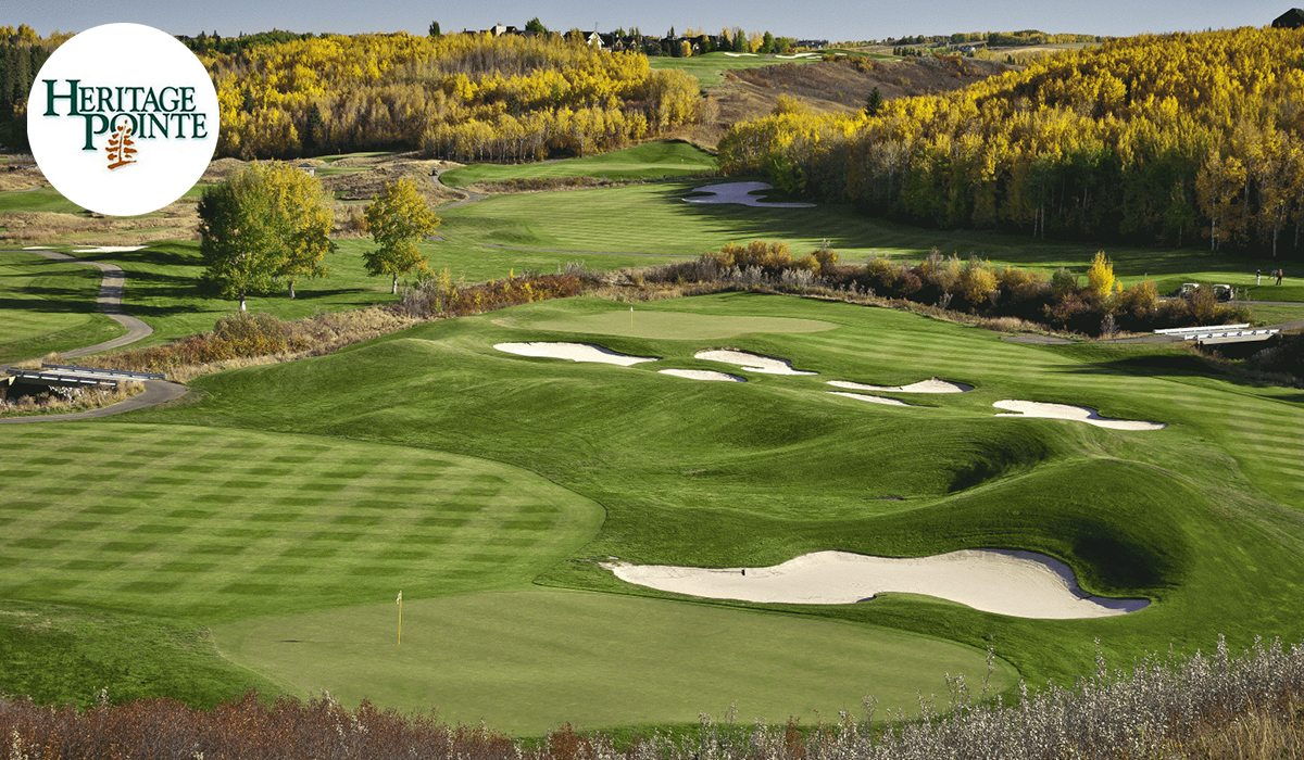 Heritage Point - 7 Must-Play Courses In Calgary AB Canada The All Square Blog