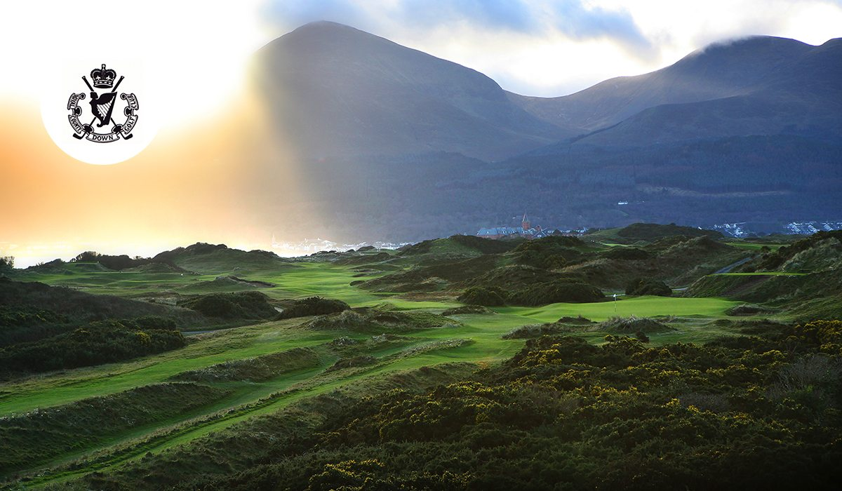 Royal County Down Championship Links