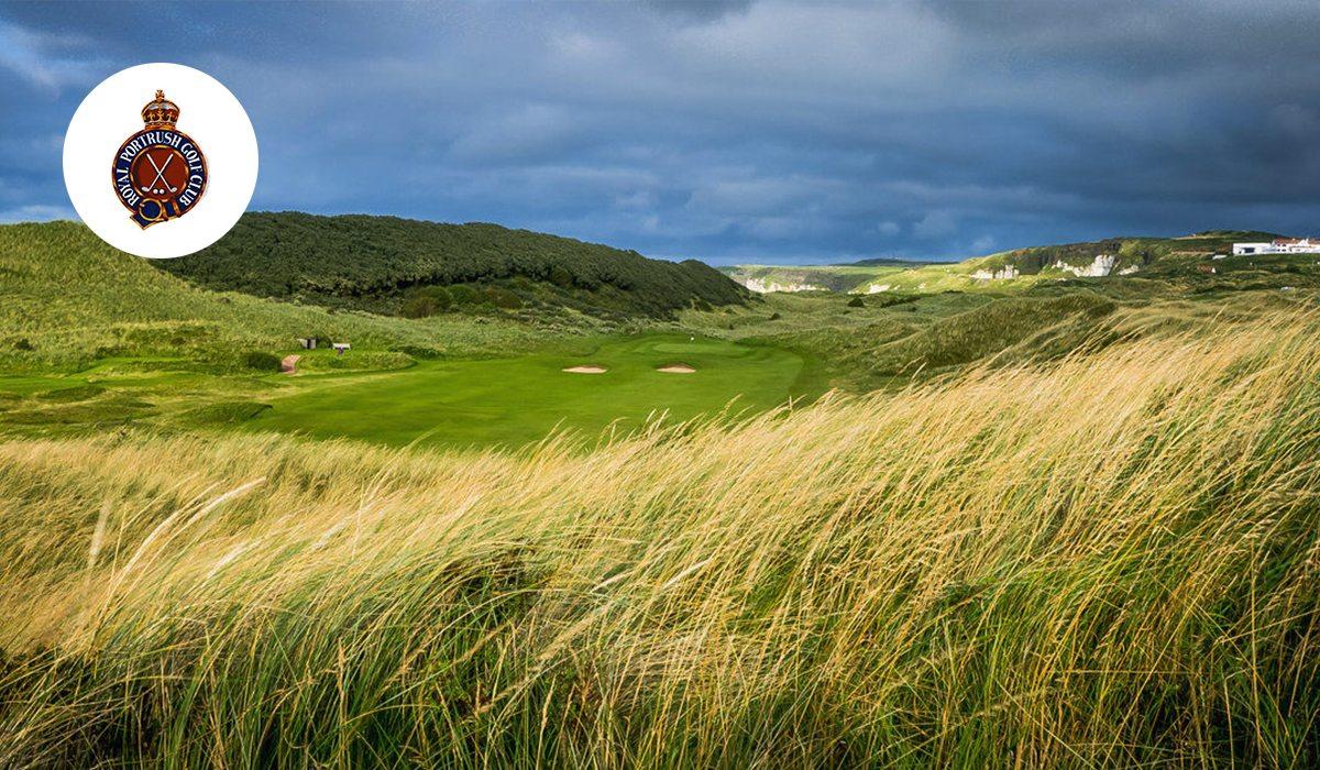 Royal Portrush Valley Course