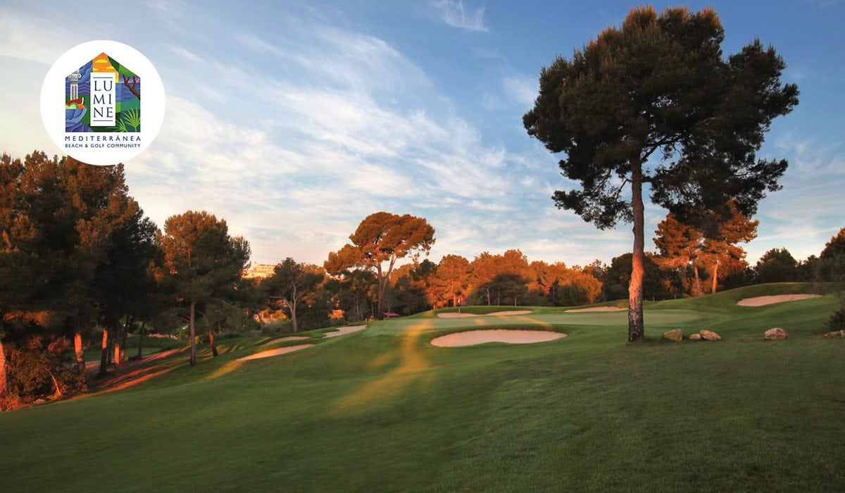 Lumine Mediterránea Beach Golf Community