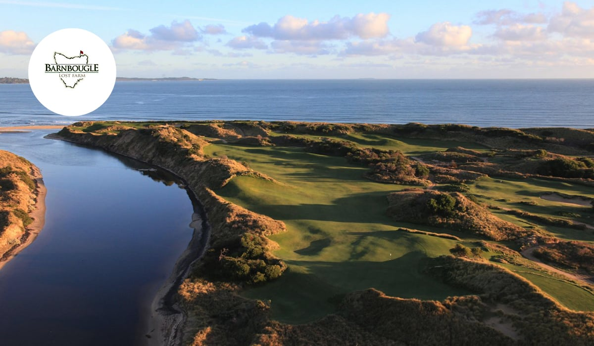 Barnbougle Golf Club - Lost Farm