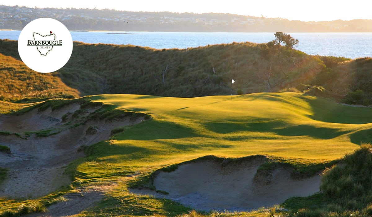 Barnbougle Golf Club - The Dunes