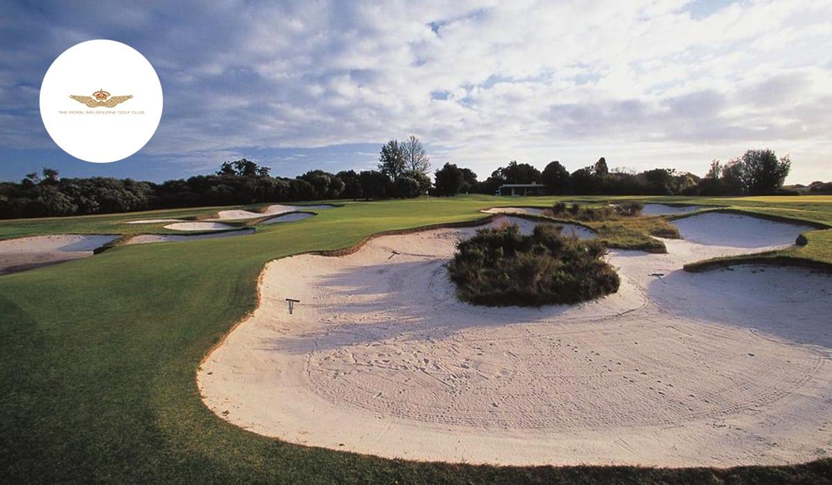 Royal Melbourne Golf Club - East Course