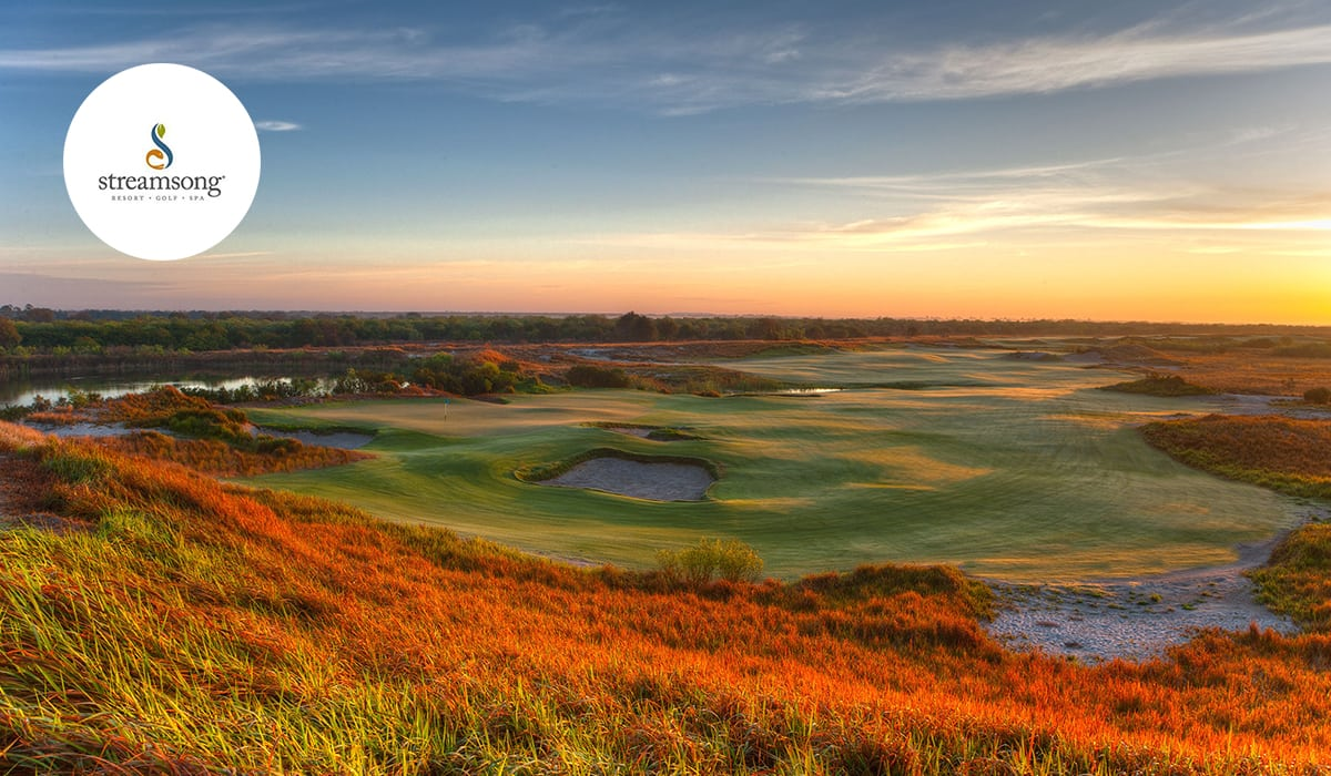 Streamsong Resort - Blue Course