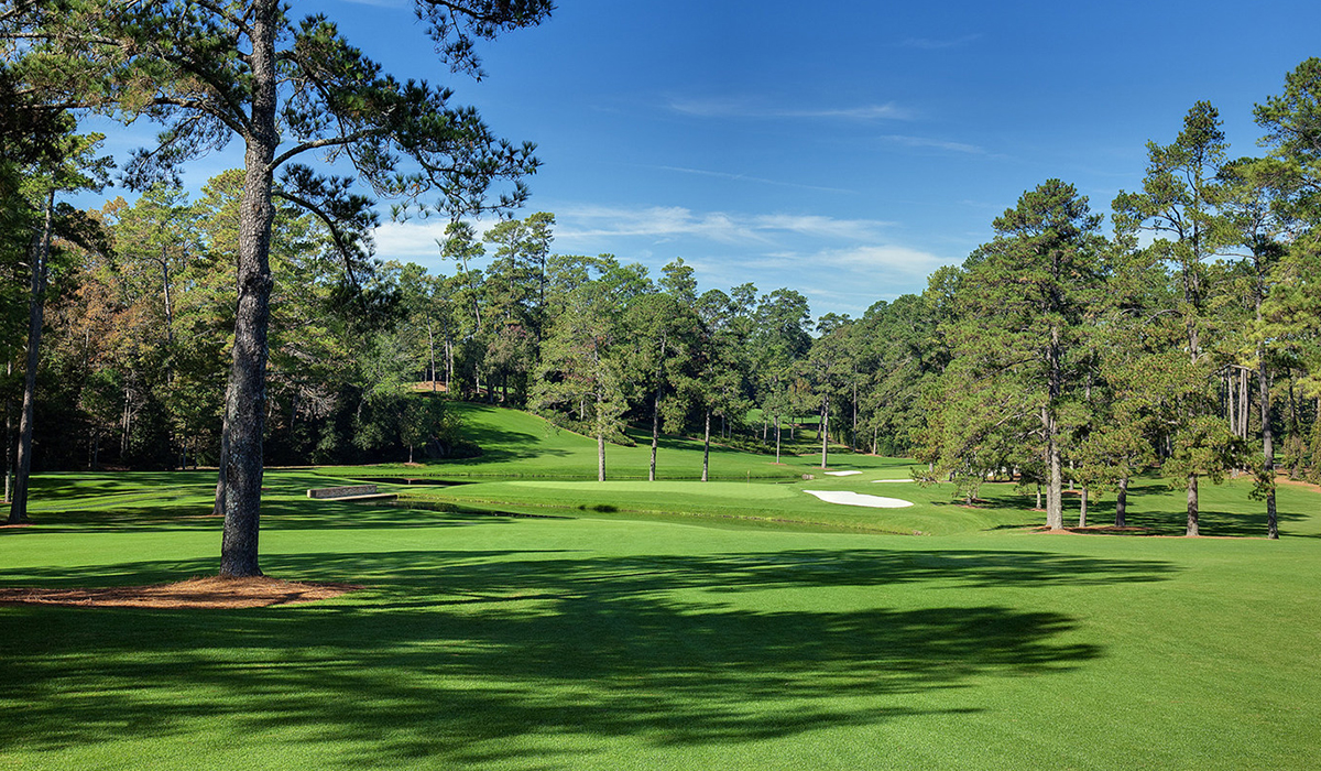 Augusta National Hole 15