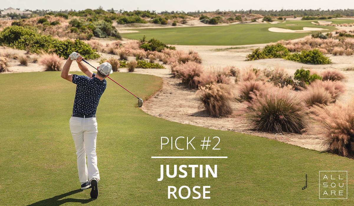 Justin Rose