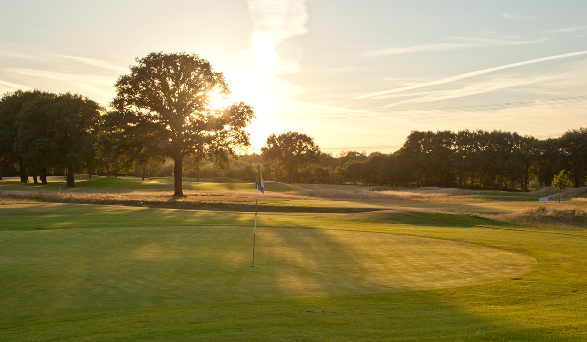 Landgoed Bergvliet Golf Club