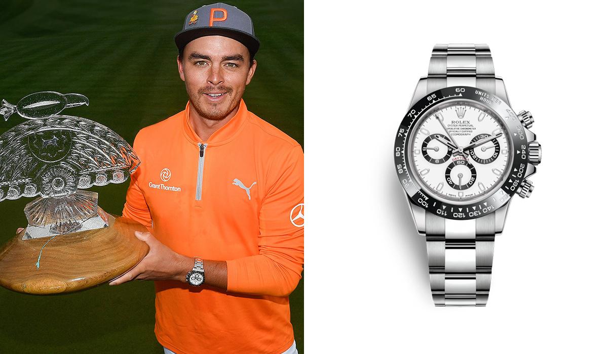 Rickie Fowler - Rolex Daytona - Watches