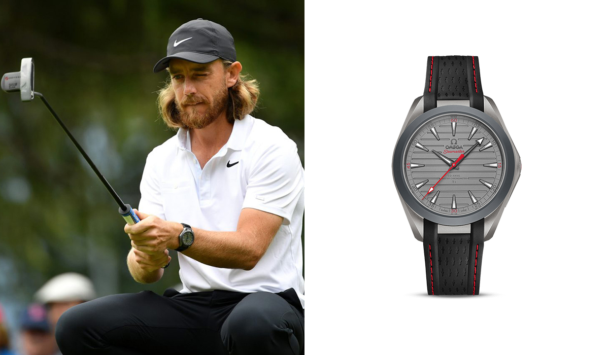 Tommy Fleetwood - Omega Watches