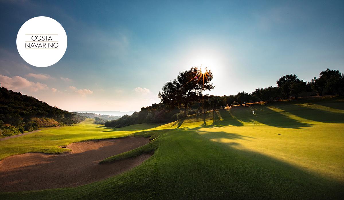 Costa Navarino - Bay Course