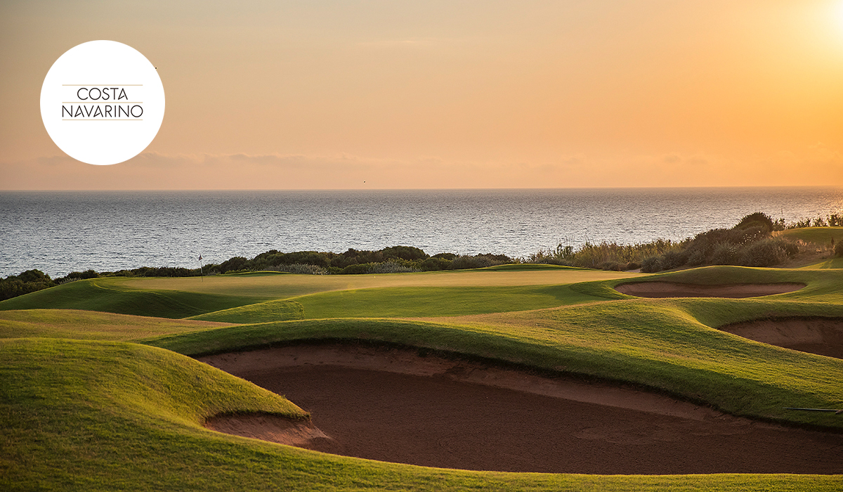 Costa Navarino - Dunes Course