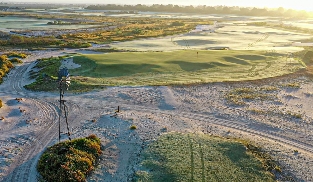 Streamsong - Black Course Hole 2