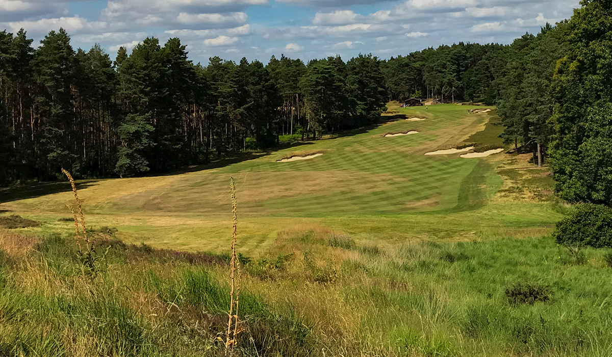 Sunningdale Golf Club - Old Course Hole 10