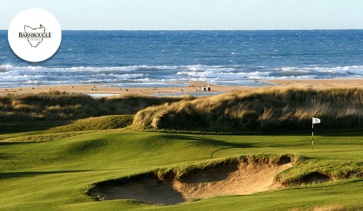 barnbougle golf course