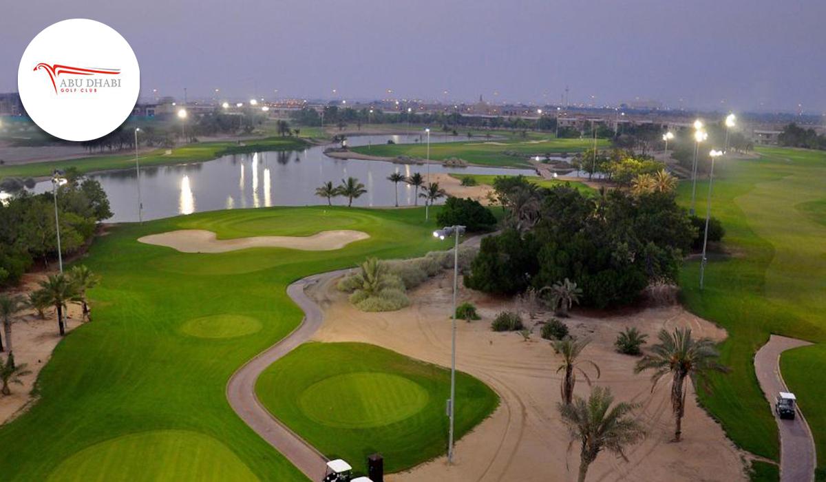 Abu Dhabi Night Golf